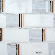 Ecorce de Bouleau - 100 x 100 cm