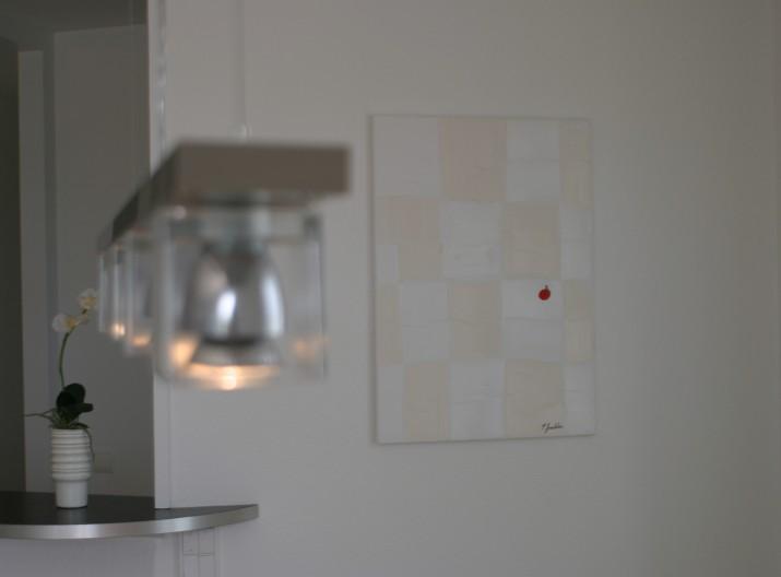 La Cerise sur le gateau - 50 x 70 cm