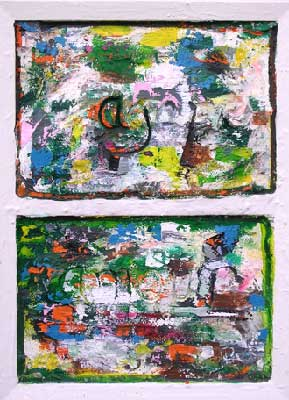 Agape Amour - 45 x 75 cm
