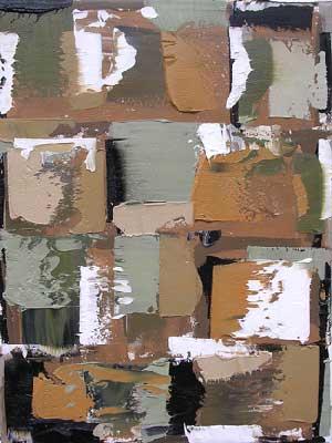 Camouflage - 29 x 40 cm