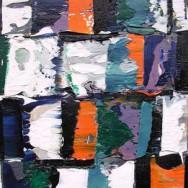 Peinture 2 - 23 x 30 cm