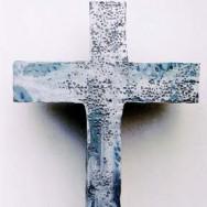 Croix - Aluminium AS9U3 - 20,5 x 24,5 x 9 cm