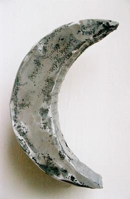 Croissant - Aluminium AS9U3 - 27 x 15 x 9 cm