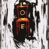 Chaise - Huile sur bois - 51.7 x 37 cm