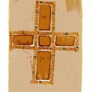 Croix - 21 x 29,8 cm
